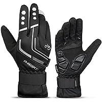 INBIKE Winterhandschuhe Super Warm und Winddicht Touchscreen Outdoor Handschuhe für Skifahren Snowboard Radsport Downhill und Motorradfahren