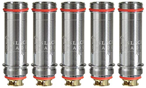 Teslacigs Coils 0.28 Ohm for Shadow Tank 5 Pcs.
