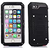 Best Caja protectora E LV para Iphone 6 Plus - Caja de metal impermeable IP68, Heavy Duty Full Review