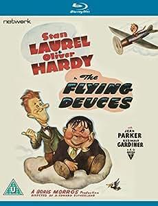 Flying Deuces [Blu-ray] [Region Free]