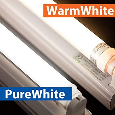 LED Leuchtstoffröhre T8 Warmweiss 120cm 1200LM Diffus