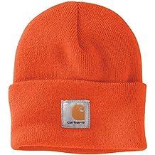 qualità affidabile scarpe originali vari stili Amazon.it: Carhartt Beanie - Arancione
