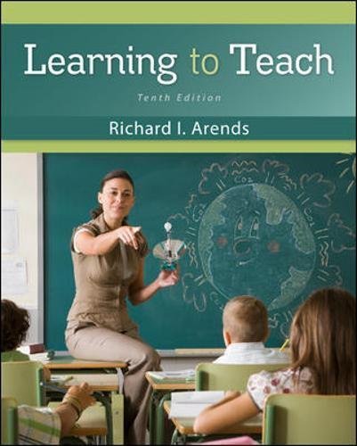 Learning to Teach por Richard Arends