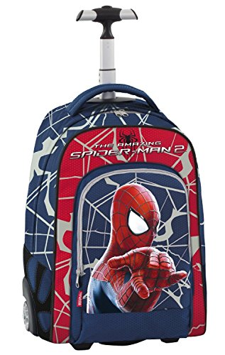 Spiderman - Marvel The Amazing Uomo Ragno Trolley...