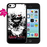 Case Cover for Iphone 5s 5, Anime Tokyo Ghouls Iphone 5C Phone Accessories Durable Snap on Protective Solid Case [Anti-Scratches]
