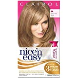 3 x Clairol Nice'n Easy Permanent Colour Blend FOAM 8A Medium Ash Blonde