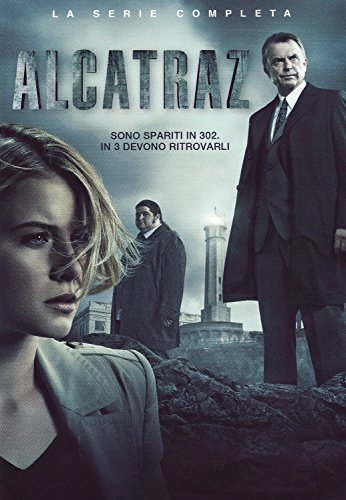 Alcatraz - La Serie Completa (3 Dvd) by Jorge Garcia (Alcatraz-serie)