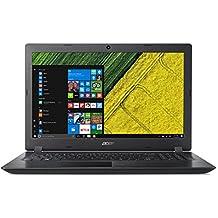 """Acer Aspire 3, 15.6"""" HD, 7th Gen Intel Core I5-7200U, 4GB DDR4, 256GB SSD, Windows 10 Home, A315-51-580N"""