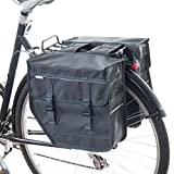 Beluko® M Double Pannier Bag Bicycle Cycle Bike Review and Comparison