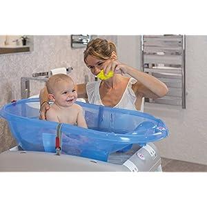 OKBaby Onda 3-in-1 Multi-Stage Baby Bath, Taupe