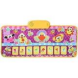 Arshiner Baby Animal Musical Touch Keyboard Singing Carpet Mat Funny Toys