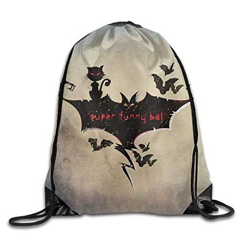 Drawstring Backpack Art Design Print Rucksack Shoulder Bags Gym Bag Cool Nerver Forget 911 Memory September