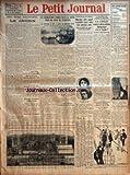 PETIT JOURNAL (LE) [No 22662] du 01/02/1925 - NOUS AUTRES BANLIEUSARDS - LE JARDIN PAR JACQUES PERICARD - UN PRIX DE 25 000 DOLLARS POUR LA TRAVERSEE AERIENNE PARIS NEW YORK - RAISOULI PRISONNIER D'AB EL KRIM - NEW YORK EST CONGELE - UN HYDRAVION TOMBE DANS LA SEINE PRES DU PONT DE SURESNES - LE MECANICIEN SE NOIE LE PILOTE EST LEGEREMENT BLESSE - M BRIAND ET M AUSTEN CHAMBERLAIN SE RENCONTRERONT A GENEVE LE 6 MARS - LE GENERAL SUISSE WILLE VIENT DE MOURIR - L'ANCIEN PATISSIER A-T-IL ASSASSINE