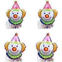 Suchergebnis Auf Amazon De Fur Deko Clowns Party Dekoration