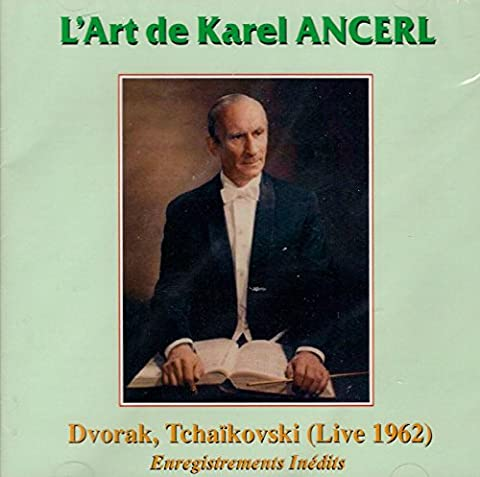 Ancerl/Dvorak,