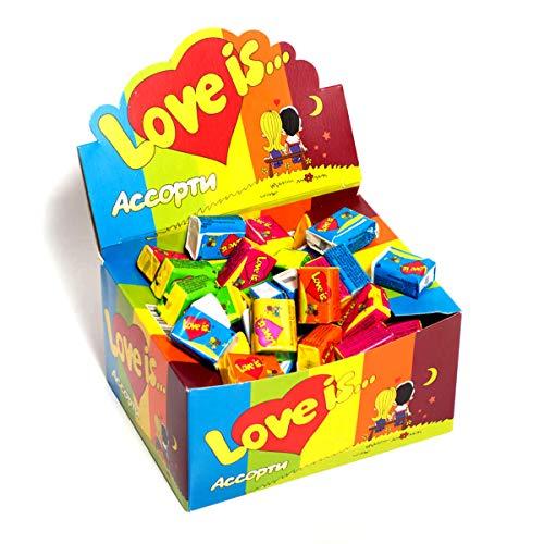 Love is Kaugummi - Alle 5 Geschmacksrichtungen