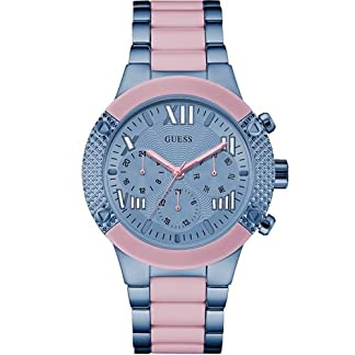 Guess Show Tope w0770l4 Mujer Reloj