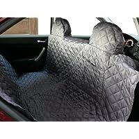 hochwertige Hundedecke Autoschutzdecke Auto Schutzdecke Hunde 140x160cm graphit