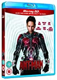 Ant-Man [Blu-ray 3D] [Region Free]