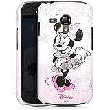 Samsung Galaxy S3 mini Hülle Premium Case Schutz Cover Disney Minnie Mouse Merchandise Geschenke