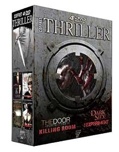 Thriller : The Door - La porte du passé + Dark Side + Killing Room + The Experiment
