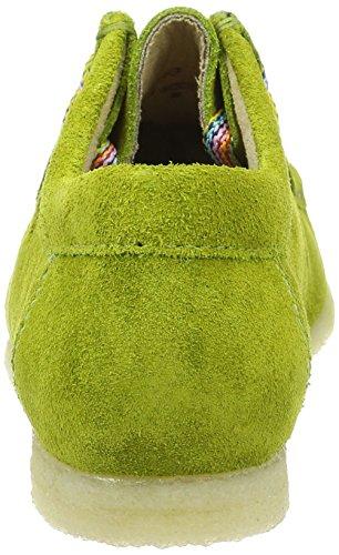 Sioux Grashopper-d-141, Mocassins (Loafers) Femme Vert kiwi
