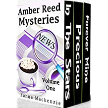 The Amber Reed Mysteries Volume One:  Fun and flirty mysteries  (Amber Reed Mysteries Volume 1)