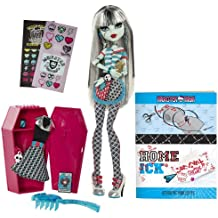 Monster High Classroom Dolls: Frankie Stein