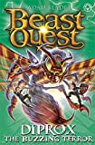 Diprox the Buzzing Terror: Series 25 Book 4 (Beast Quest, Band 127)