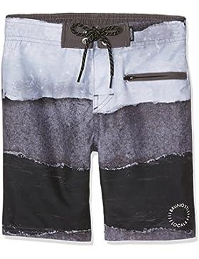 Brunotti 1713046006 - Bañador para niños, color Gris (Pearl Grey), talla 176