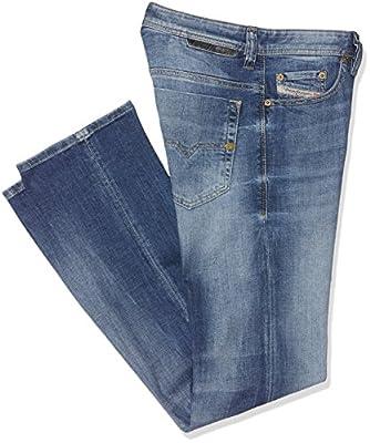 Diesel Men's Safado L.30 Pantaloni Straight Jeans