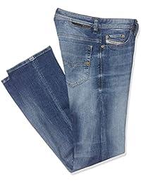 Diesel Safado L.30 Pantaloni, Jean Coupe Droite Homme