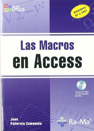 Las Macros en Access