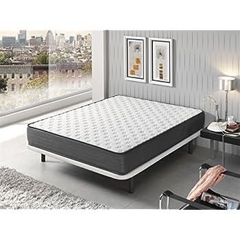 living sofa matratze deluxe memory foam ma en 180x200. Black Bedroom Furniture Sets. Home Design Ideas