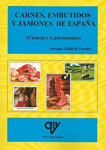 Carnes, embutidos y jamones de España