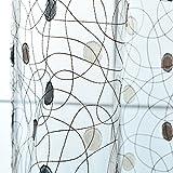 Sharplace Tenda a Pannello Puro Tulle Decorazione per Finestre Accessori per Matrimonio, Festa - #2, 100 * 200cm