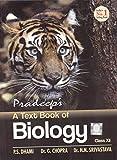 Pradeep's a Text Book of Biology Class - 12