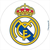 Disque azyme 20 cm Real Madrid