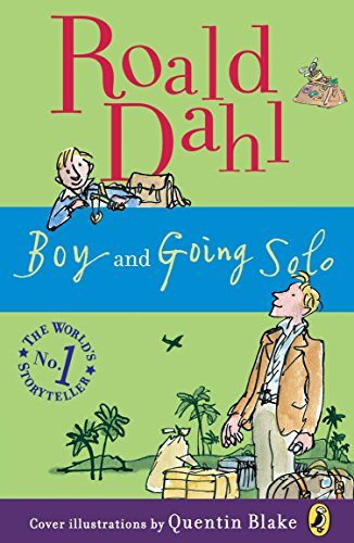 Boy and Going Solo: Tales of Childhood por Roald Dahl