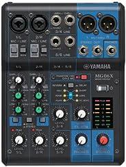 Yamaha MG06X - Mezclador analógico