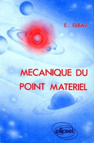 Mécanique du point matériel