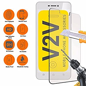 Premium Quality 9H Ultra Clear Téléphone mobile Protecteur d'écran LCD en verre trempé pour Samsung Galaxy A3 (2017)