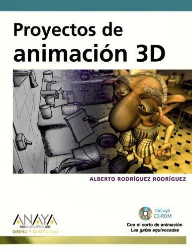 Proyectos de animación 3D (Diseño Y Creatividad) por Alberto Rodríguez Rodríguez