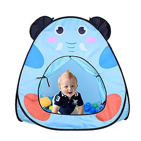 NutureFun léger pop-up Indoor Outdoor Enfants Jouer Tente Maison Children`s Playhouse seulement 0,5