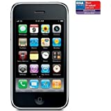 Apple iPhone 3Gs Smartphone (8,9 cm (3,5 Zoll) Display, Touchscreen, 3 Megapixel Kamera, 32GB interne Speicher) weiß