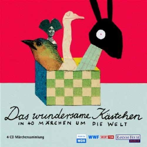 WDR Märchenmarathon. Das wundersame Kästchen. 4 CDs