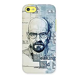 Real Bad Back Case Cover for iPhone 5C