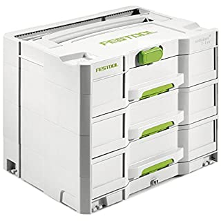 Festool SYS 4 TL-SORT/3 Systainer Box