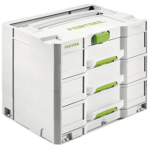 Festool Sortainer SYS 4 TL-SORT/3, 200119 Schublade-tool-box