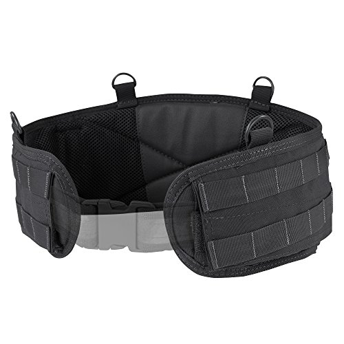 Gürtel Schwarz Größe M (Condor Tactical Belt)